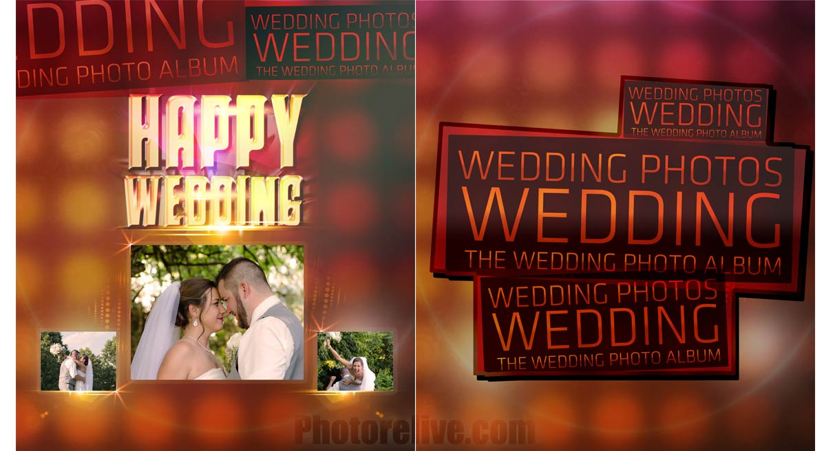 reddish wedding album photo designs